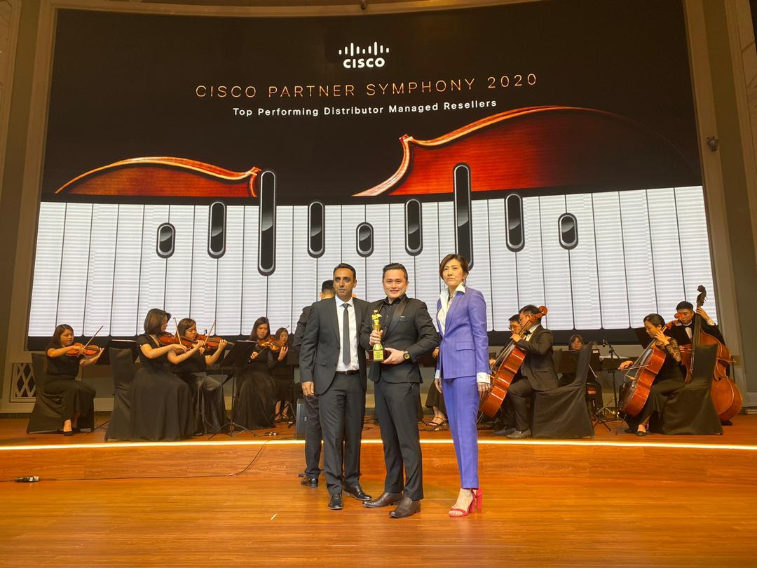 Cisco Gold Certification Club 01