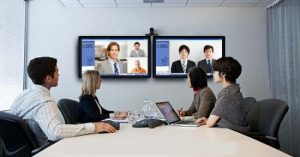 Integrated Video Conference