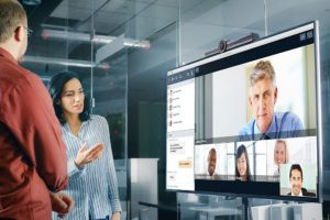Service Based Video Conference